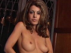 Mature mommy Isabella takes off her clothes