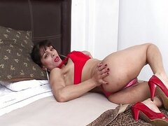 Spanish Shemale Slut Ass Fucked by Stud