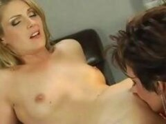 Deauxma and sex blonde girl getting sex lesbians