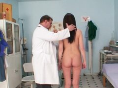Cutie Katie Cox and her gyno doctor