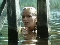 Smoking Hot Cheryl Ladd Skinny Dipping In a 'Now and Forever' Scene