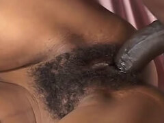 Black and young Lisha is here to have real hardcore sex with her bf