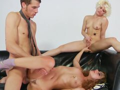 Lexi Belle getting bang by hot dick fill her tight hole