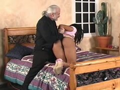 Black ass spanked nice...