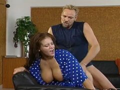 German milf with big boobs fucked #1