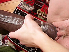Dirty-minded milf MilaK prefers to please the wet cunt on her own