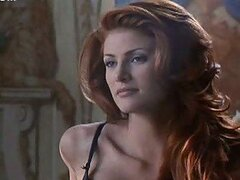 Sizzling Redhead Angie Everhart Looking Hotter Than Ever In Lingerie