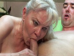 Young man and Mature Mom.2