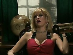 Jenna Jameson and a friend get the cock they so crave in this hot threesome.