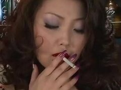 AzHotPorn com Mature Asian Misato Colorful Eroticism