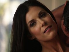 India Summer enjoys feeling such pleasure