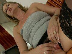 Sexy Stepmom Gives A Hottie Some Sex Education