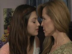 Hot Mature Mom With Young Girl