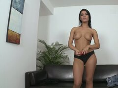 Honey sex skills do all the talking in this casting show