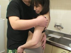 Attractive looking whore Nagisa Takatsu is fucked hard...