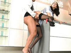 Part 2. Lyen is a super hot and sexy brunette that loves to roleplay