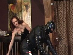 Fetish chronicles with mistress gemini and her horny slave