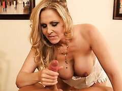 Busty blonde milf Julia Ann/Julia Ann. Part 2