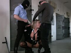 Part 2. Natalli Di Angelo stars as the sexiest prison guard