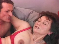 Mature german 50+ anal