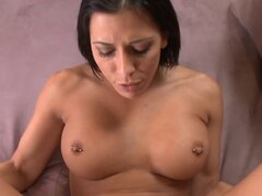 Rachel Starr Sucks And Fucks In POV