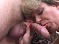 Crystal Alexis Is A Horny Mommy With A Craving For Rough Sex