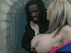The big black dick fuck's sarah j and ms juicy's big wet booty