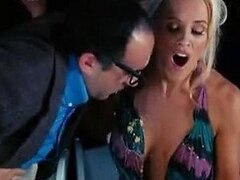 The Mother Fucker Threw Up On Jenny McCarthy's Cleavage