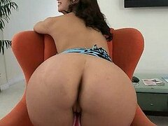 Katie Jordin's Huge Ass and Sweet Pussy