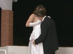 Extremely hot tranny fucking her hubby