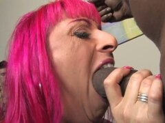 Mom raven black punishes her gambling son
