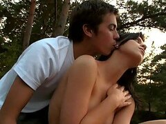 Branislava And Filip Have Passionate Sex By The Lake