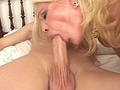 Skanky Tranny Fucked In The Asshole.