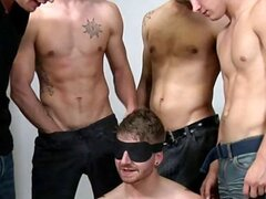 Hazing Ritual - Jizz Orgy - Blaze , Johnny Rapid , Hayden Richards , Dominic Reed , Logan Vaughn