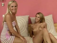 Horny lesbians pussy fisting lessons