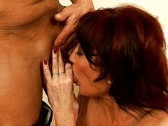 Mary-Kate - Anal Creampie