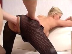 Russian Mama fucked and anally fisted