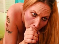 Flat butt Jessica fucked by a BBC