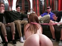 Amateur College Babes Treated Like Dogs Durin