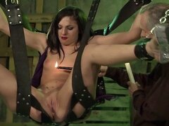 Bondage Sex Movie -  Jade 2 (Pt 2)