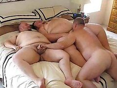 Fat Gays Sucking Cock...