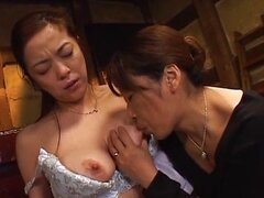 Mature nipponjin dike has steamy