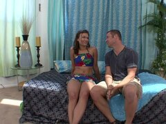 Really hot Crissy Moon loves sex very much