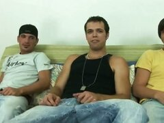 Broke Straight Boys - Diesal, Aaron and Eric