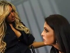 Cops Teagan Presley And Jessica Jaymes