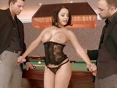 DP on the pool table