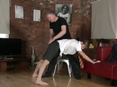 Spanking The Schoolboy Jacob Daniels - Jacob Daniels And Sebastian Kane