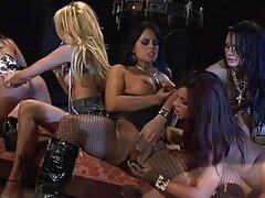 The Greatest Lesbian Orgy Ever