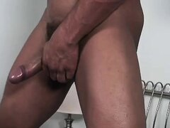 Christian Ramos is a beefy Latin lover show off his ASSets This tattooed meaty man is uncut play Cum...