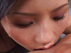 Sultry Japanese Teen Model Begs For